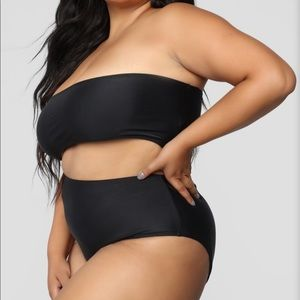 Fashion Nova Bikini / Swimsuit - Plus Size